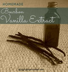 the unoriginal, all-over-the-internet, homemade vanilla extract | suzyhomemaker.net