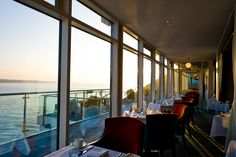 Breakfast room Cliff House Hotel, Windows, Breakfast, Room, Morning Coffee, Bedroom, Window, Morning Breakfast, Rum