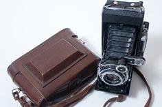 Moskva-4 Moskow-4 vintage USSR medium format by VintageAndCameras