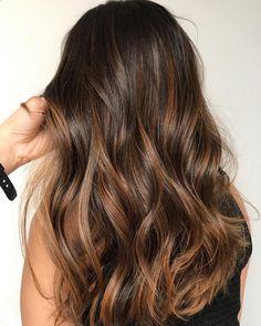 Brown Eyes Blonde Hair, Brown Hair With Highlights, Light Brown Hair, Brunette Hair, Brown Hair Caramel Balayage, Balayage Hair, Cabelo Inspo, Brown Hair Trends, 90s Hairstyles