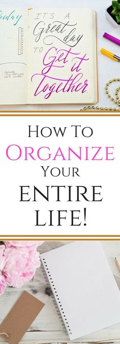How to Organize Your Entire Life ⋆ Sheena of the Journal – Bullet journal Bullet Journal How To Start A, Bullet Journal Layout, Bullet Journal Inspiration, Bullet Journals, Journal Ideas, Bujo, Life Organization, Organizing Ideas, Journal Entries