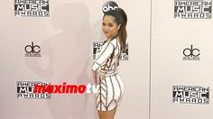 Becky G | 2014 American Music Awards | Red Carpet Arrivals