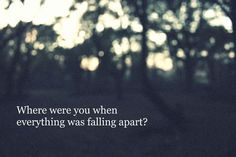 "The Fray, ""You Found Me"" #lyrics #music #quotes"