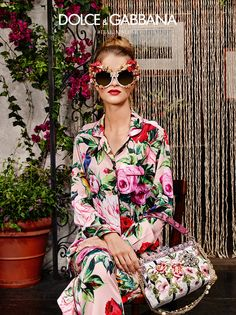 d60d8450b72c Advertising Campaign - Dolce   Gabbana Eyewear