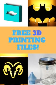 Keen, geek information! 3d Printer Designs, 3d Printer Projects, 3d Projects, 3d Craft, Crafty Craft, Crafting, 3d Printer Files, Coordinates Tattoo, 3d Printing Diy