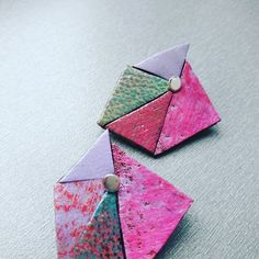 Card Case, Earrings, Cards, Ear Rings, Stud Earrings, Ear Piercings, Ear Jewelry, Maps, Playing Cards