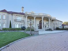 $18 Million Magnificent Mansion in Cedar Grove New Jersey