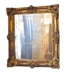 19th-cpapier-maché-framed-mirror-in-rococo-style