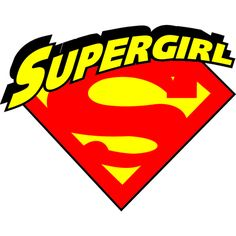 Supergirl Symbol | It will get better…I will become stronger…A journey to a healthier ...