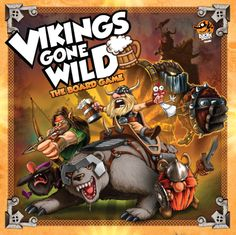 Lucky Duck Vikings Gone Wild Giveaway! Ends March 28, 2017.   Comment on Original Post