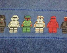Toalha de Banho Lego Star Wars