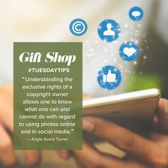 Understand and know exclusive rights. #TuesdayTips #GiftShopMag