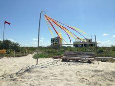 Escape to this dreamy Airbnb eco retreat in a pristine Yucatan reserve