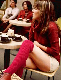 Jane Birkin 1971 by Gunnar Larsen
