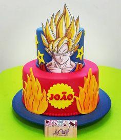 pastel de dragon ball super broly Goku Birthday, Happy Birthday Boy, 5th Birthday Cake, Dragon Birthday, Dragon Party, Lego Birthday, Tarta Dragon Ball, Dragonball Z Cake, Bolo Naruto