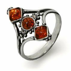 Vintage Style Diamond Shaped Genuine Baltic Amber Ring Size 8 (Sizes 5 6 7 8 9 Available) Eve's Addiction,http://www.amazon.com/dp/B008KUM1VI/ref=cm_sw_r_pi_dp_.Iu7sb0B495CZM50