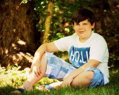 Teen Portrait Shoot - Dylan @ShootMePortraitsByAshleyPhillips