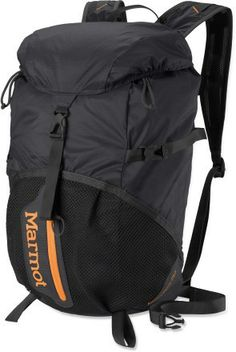 Marmot Kompressor Plus Pack - Less than a pound, perfect for day hikes and as a secondary bag for backpacking.