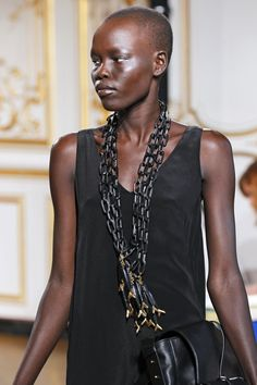 Kenyan carved horn jewelry... yes, I will have that many as well!  maiyet luv!!