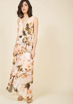809222830f4 Brilliance is Bliss Maxi Dress Column Dress