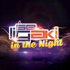 página 1/6 da apresentação do evento Seligaki In the night #seligaki #seligakiinthenight #evento #photoshop