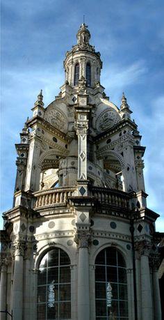 chateau de chambord france