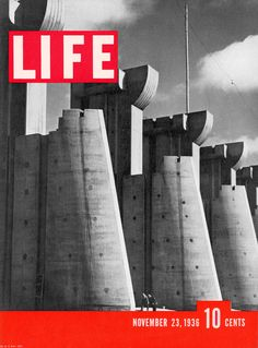 23 November 1936  First issue of Life is published  On November 23, 1936, the first issue of the pictorial magazine Life is published, featuring a cover photo of the Fort Peck Dam by Margaret Bourke-White. Life actually had its start earlier in the 20th century as a different kind of magazine: a weekly humor publication