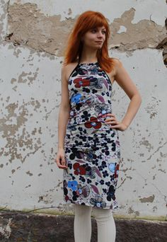 handmade womans dress