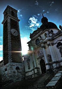 Basilica Monte Berico , Vicenza , Italia  by Rotariu Dragos -  Click on the image to enlarge.