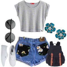 """Untitled #283"" by livingfaded on Polyvore"