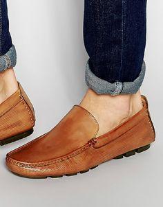 Image 1 ofALDO Ranum Leather Driving Shoes