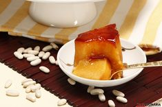 Receita de Pudim de feijão branco. Descubra como cozinhar Pudim de feijão branco de maneira prática e deliciosa com a Teleculinária!