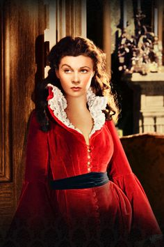 Vivien Leigh, Gone With The Wind.