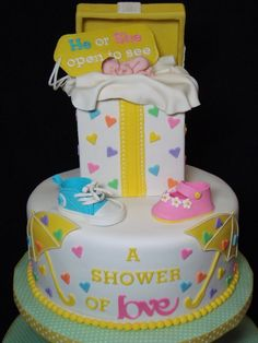 gender reveal cake | Featured Sponsors