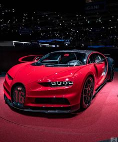 The Bugatti was unveiled in Paris in 1991 and went into production until Bugatti went out of business in 1995 (Bugatti has since been resurrected by Volkswagen). The car was available as a two-door sports car and only 31 cars were produced. Luxury Sports Cars, New Sports Cars, Exotic Sports Cars, Super Sport Cars, Best Luxury Cars, Exotic Cars, Bugatti Cars, Lamborghini Cars, Jaguar Xk