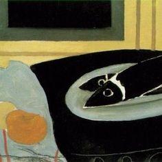 Georges Braque - Black Fish