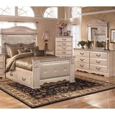 Fancy Bedroom Sets Pleasing The Hopedale Bedroom Setashley Furniture Embraces The Elegant Review