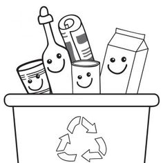 Coloring Page 2018 for Spectacular Reciclaje Colorear 40 For Kids with Reciclaje Colorear, you can see Spectacular Reciclaje Colorear 40 For Kids with Reciclaje Colorear and more pictures for Coloring Page 2018 at Children Coloring. Earth Day Activities, Craft Activities For Kids, Preschool Activities, Earth Day Coloring Pages, Coloring Pages For Kids, Earth Day Posters, Lesson Plans For Toddlers, Recycled Crafts Kids, Our Planet Earth