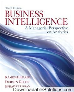 Solution manual for internet and world wide web how to program 5th business intelligence a managerial perspective on analytics ed by ramesh sharda dursun delen efraim turban this is a fandeluxe Images