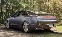 2014 Lincoln MKZ 2.0T AWD - Photo Gallery of Instrumented Test from Car and Driver - Car Images - CARandDRIVER