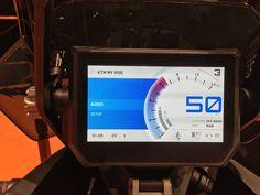 Display - KTM 1290 Super Adventure R - Intermot 2016