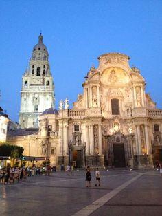 Lugar más emblemático de la ciudad de Murcia