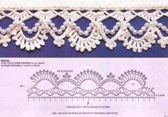 Mis Pasatiempos Amo el Crochet: Puntillas para coleccionar gratis