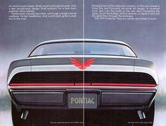 1979 Pontiac Trans Am Firebird.