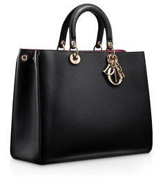 Dior 'Diorissimo' bag.  So chic and timeless