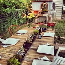 Tavolo Esterno Fai Da Te.20 Fantastiche Immagini Su Tavoli Da Giardino In Legno Fai Da Te
