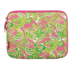 Lilly Pulitzer Tablet sleeve