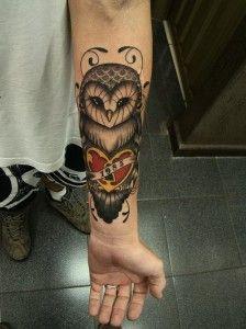 30 Unique Forearm Tattoos for Men & Women
