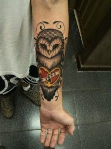30 Unique Forearm Tattoos for Men & Women