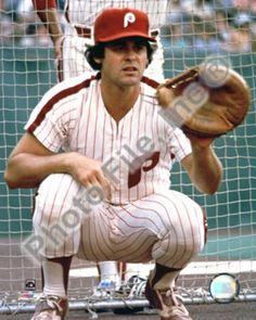 Philadelphia Phillies - Bob Boone Photo
